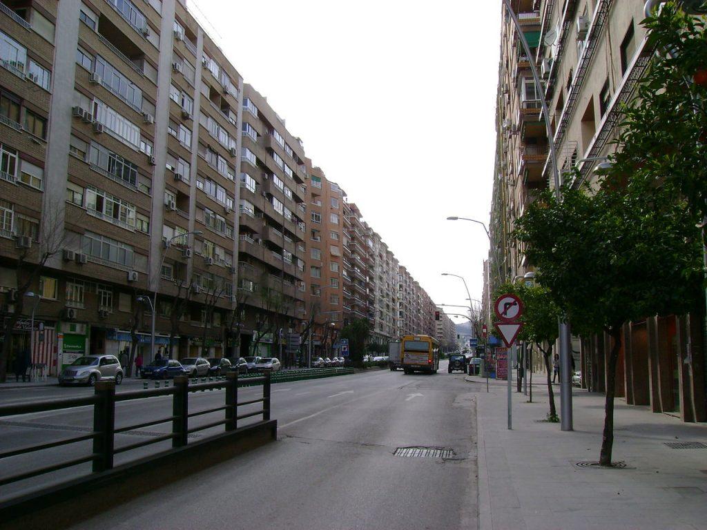Avenida de Andalucía Malaga