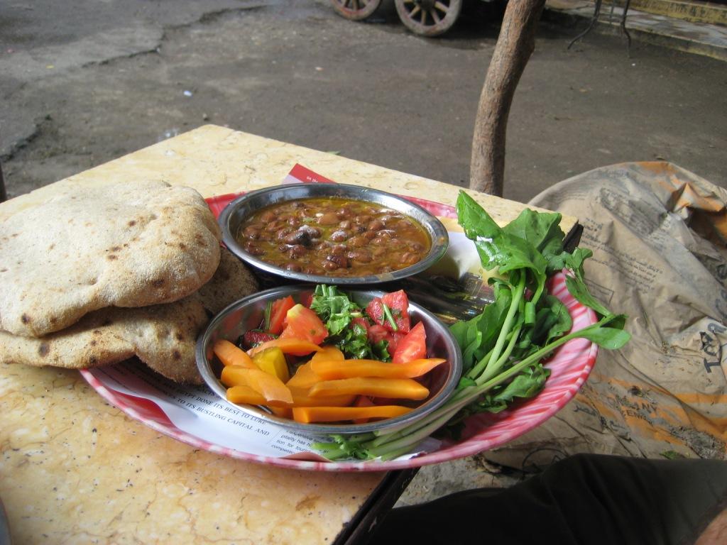 Ful mudammas Egyptian food