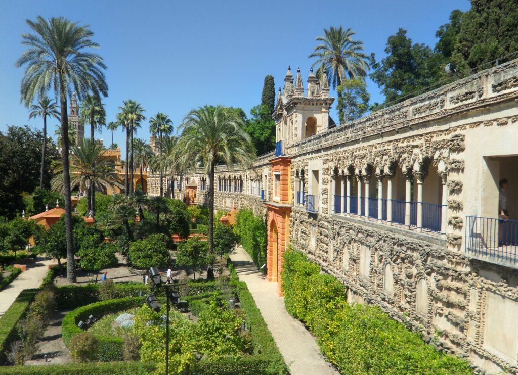 Garden Real Alcazar