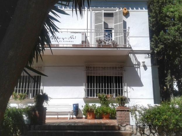 Malaga Si Spanish language school in Spain
