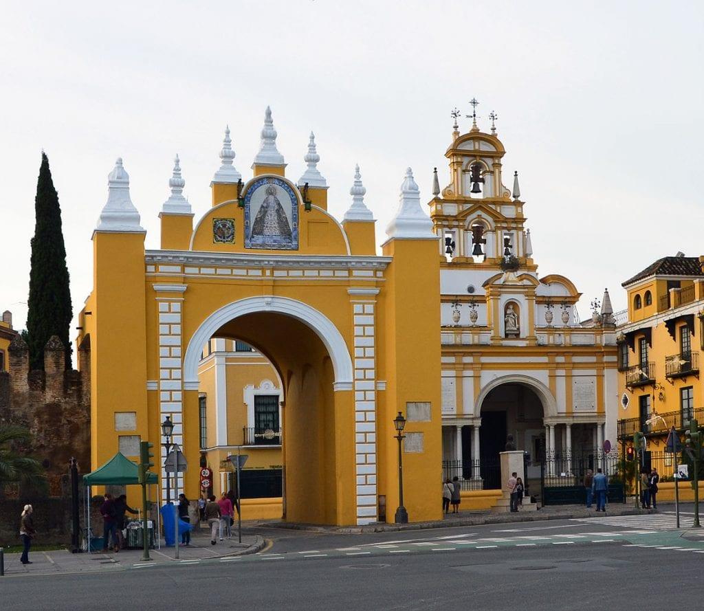 Puerta de la Macarena sightseeing in Seville