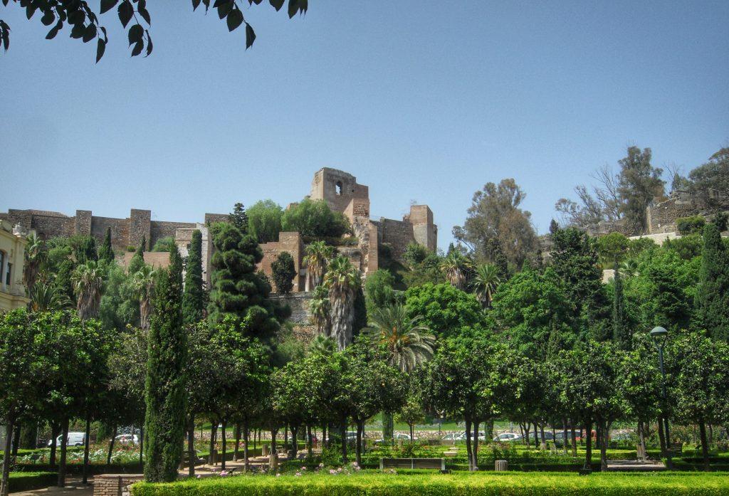 View on Alcazaba