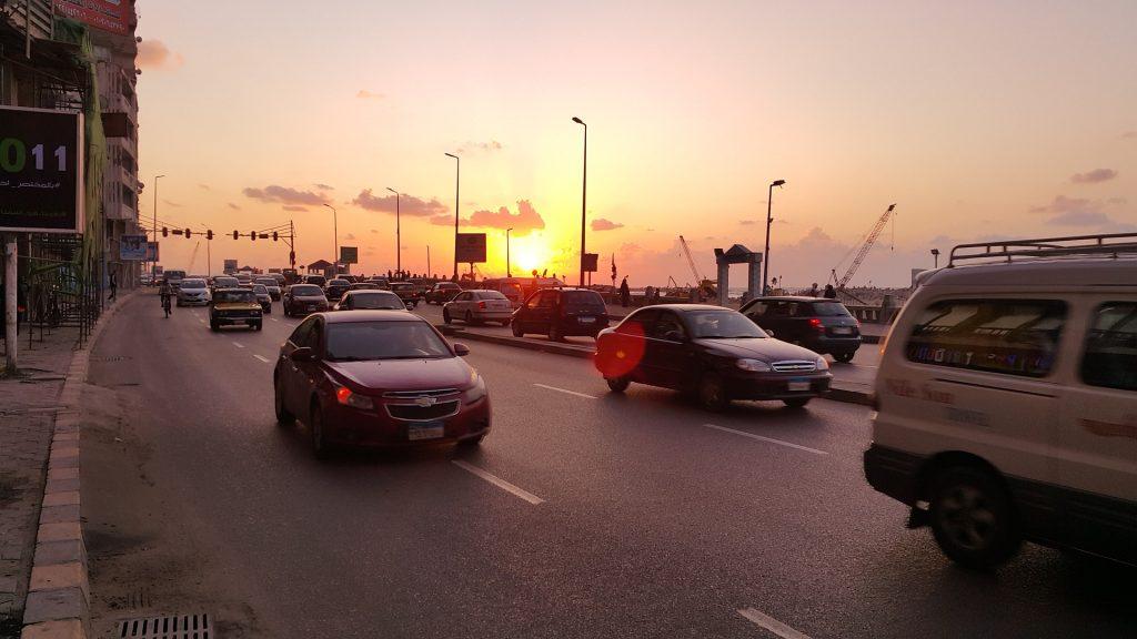 Street in Alexandria
