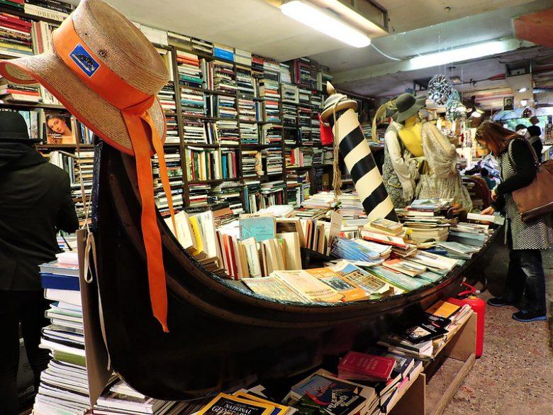 Bookstore Venice