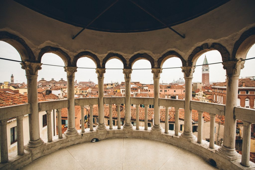Scala del Bovolo rooftop